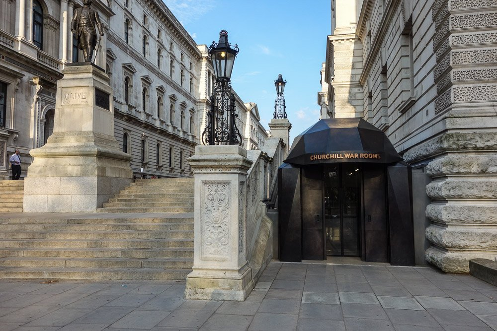 churchill-war-rooms