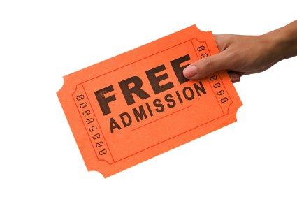 free-entrance