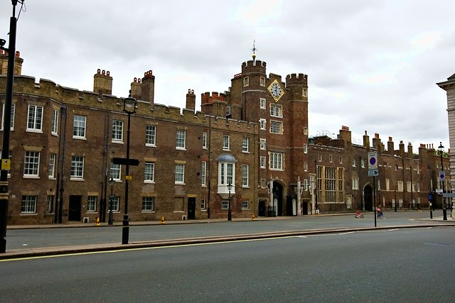 st.james palace