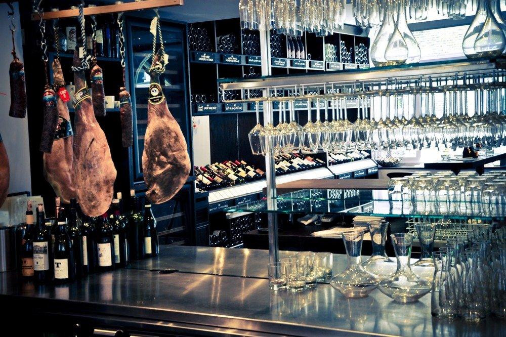 kensington wine room