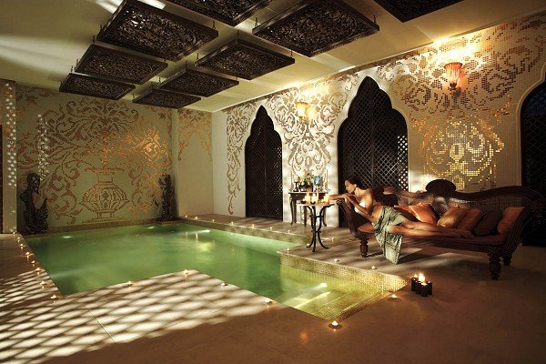 spa at the oriental