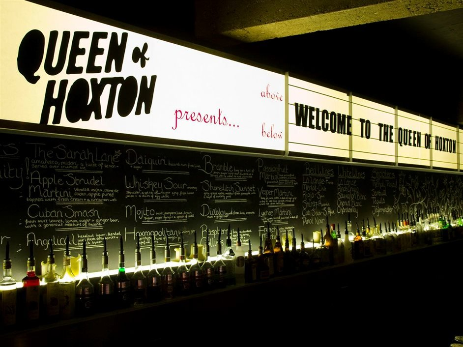 queen hoxton