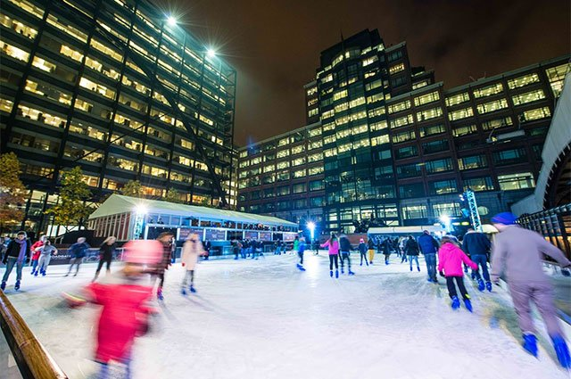 Broadgate Ice Rink8