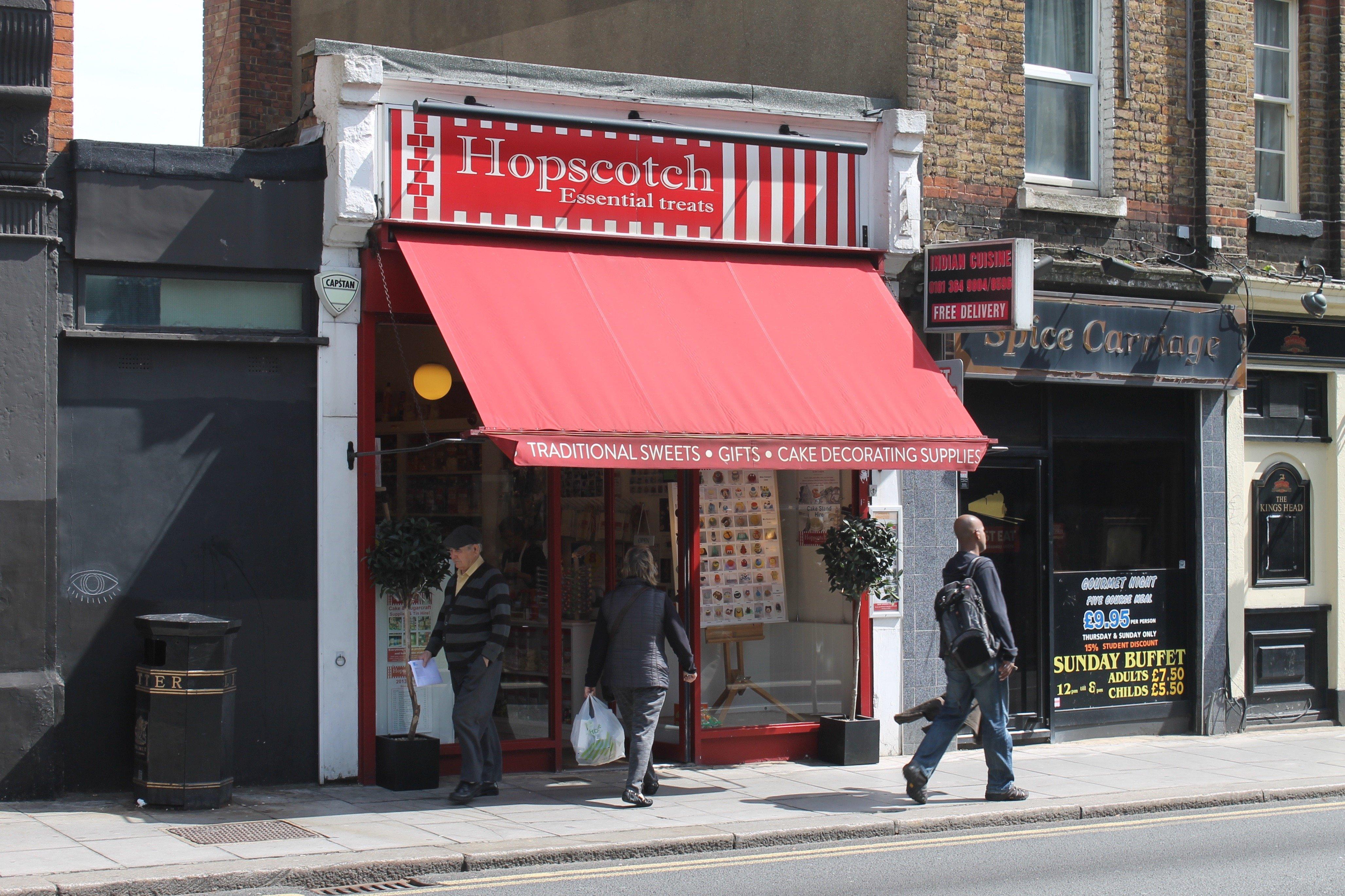 Hopscotch-shop