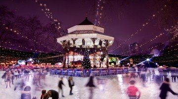 Hyde Park Winter Wonderland3