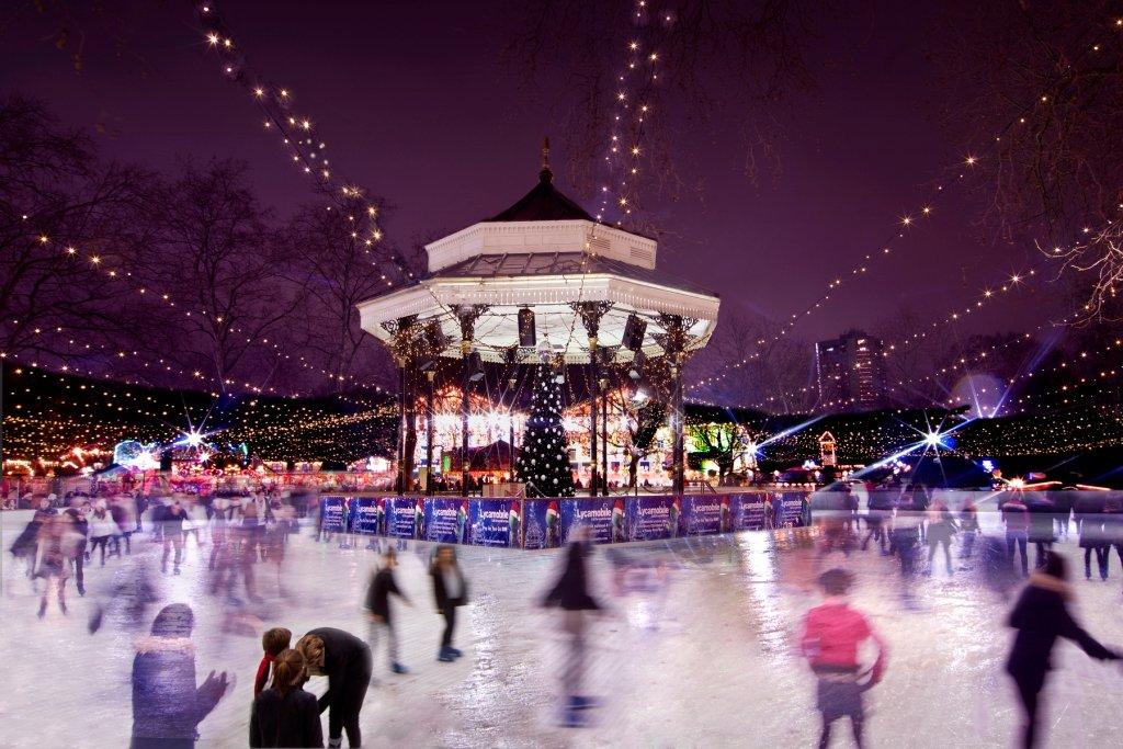 Hyde Park Winter Wonderland3