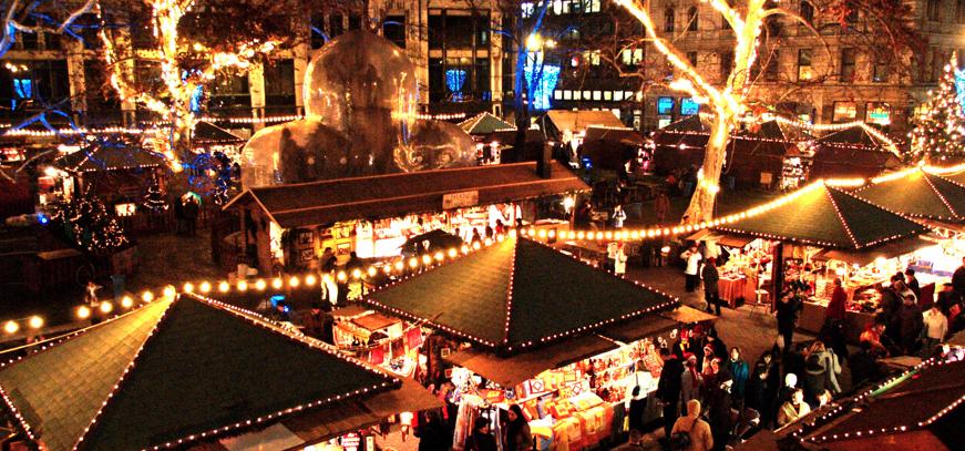 Islington Christmas Market7