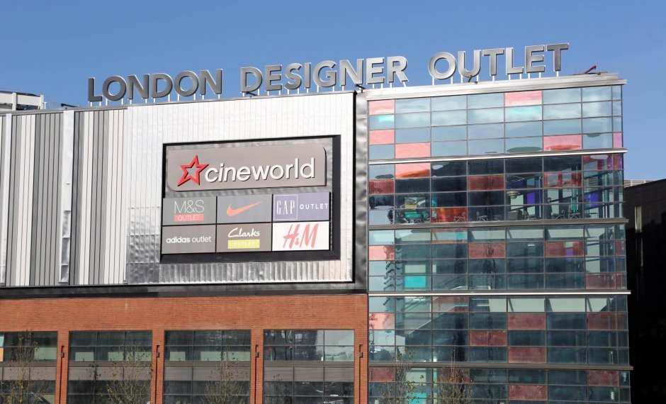 Best shopping centers in london for Designer wohnaccessoires outlet