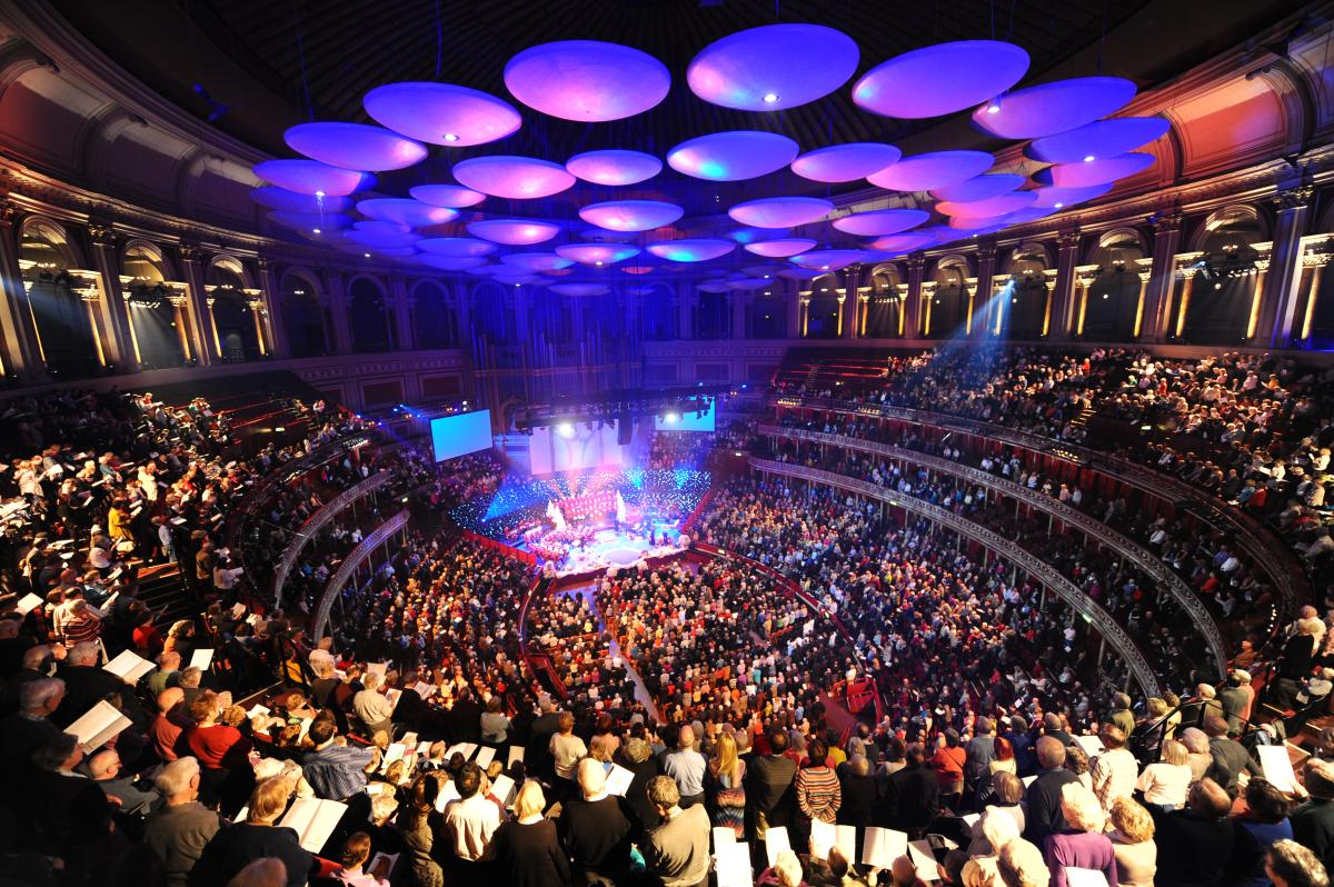 Royal Albert Hall's Christmas Carols and Concerts