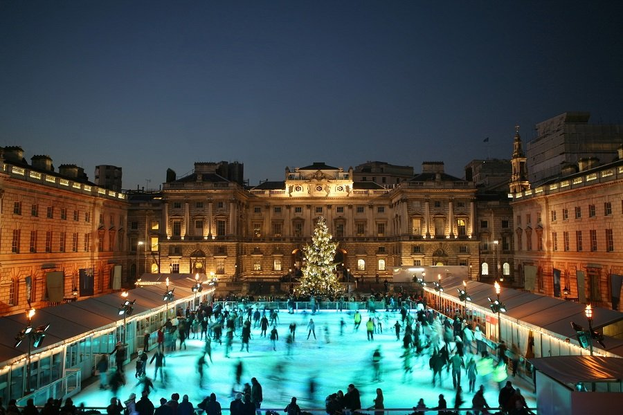 Somerset House Ice Rink1