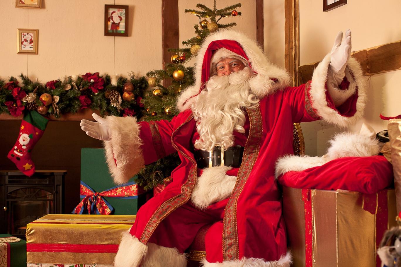 The Enchanted Christmas House