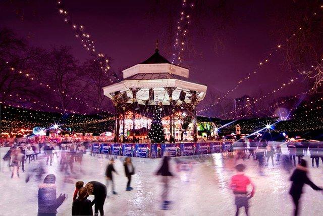 Winter Wonderland Ice Rink4