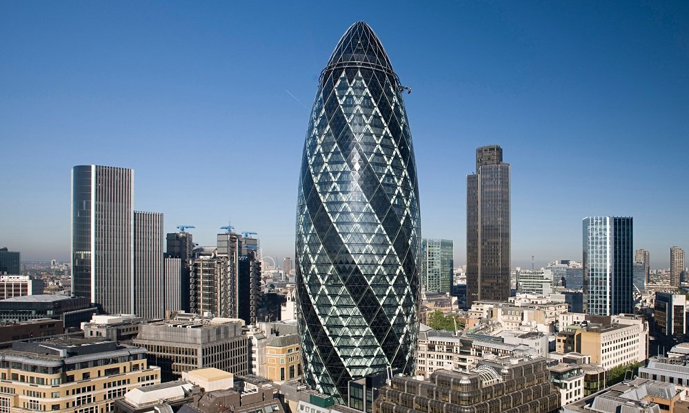 Top List Of Tallest Buildings Or Structures In London