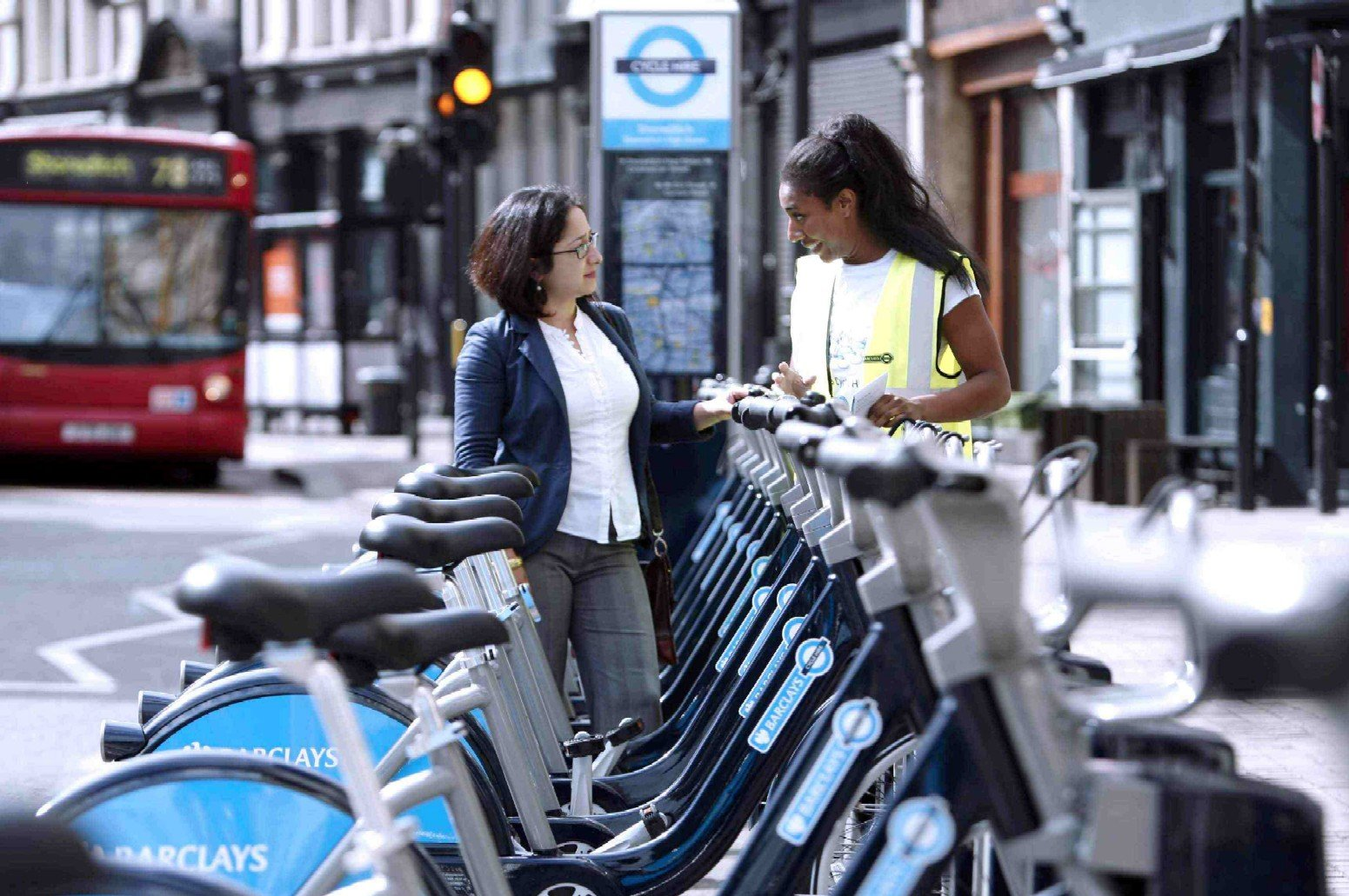 Barclays Cycle Hire8
