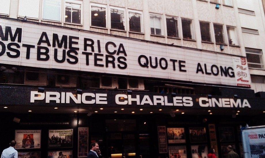 Prince Charles Cinema  2