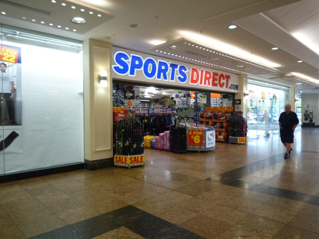Sports Direct on Tilling Road9