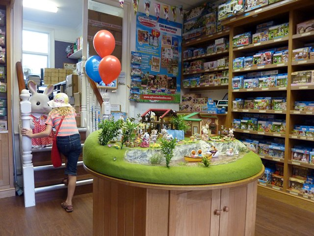 Sylvanian Families Shop13