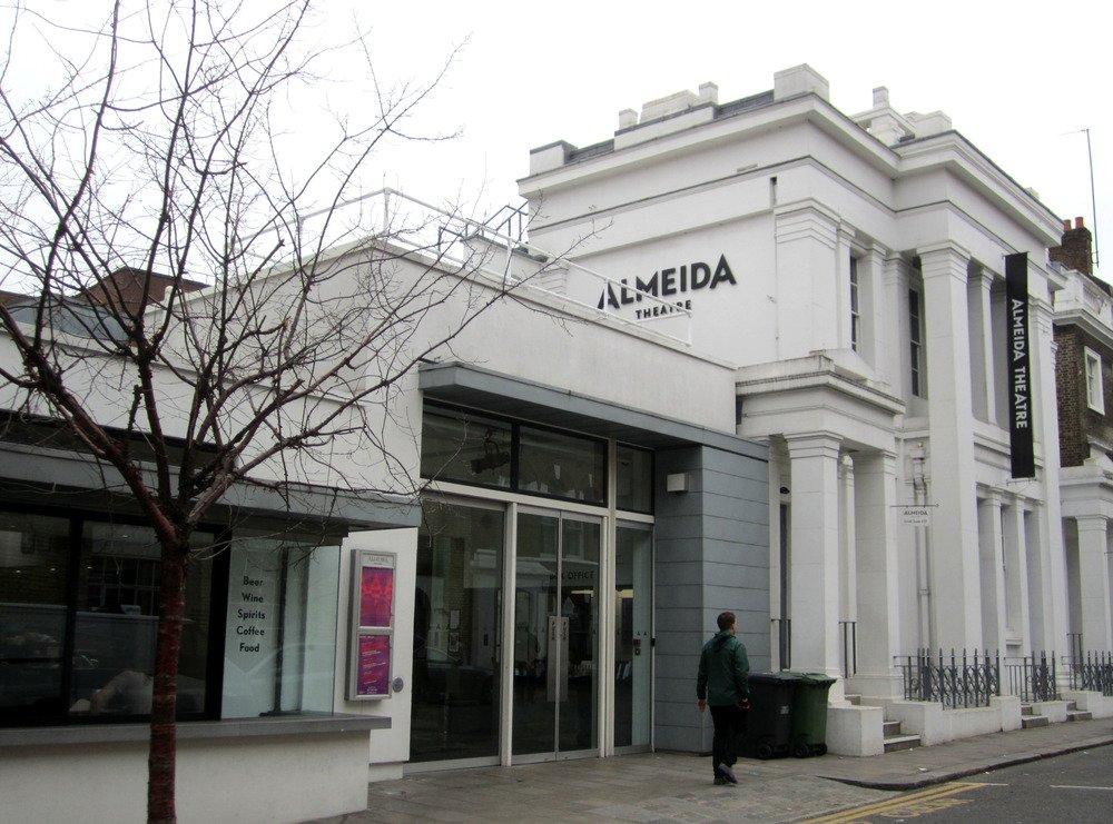 The Almeida Theatre8