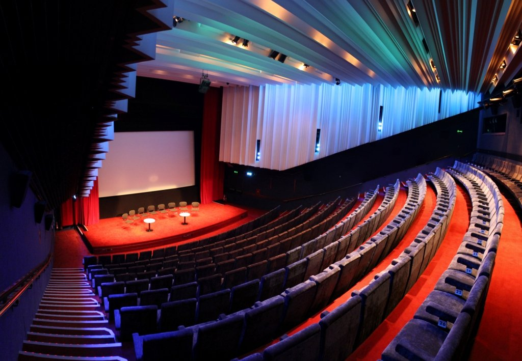 The Barbican Cinema15