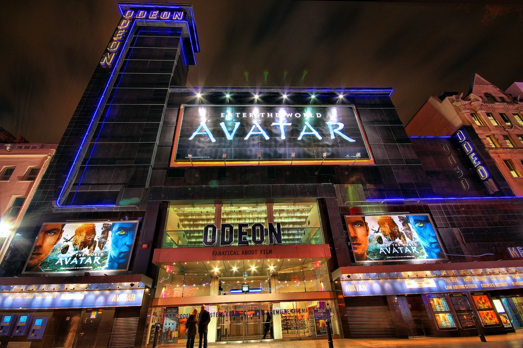 The Odeon 8