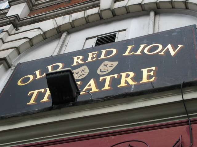 The Old Red Lion  13
