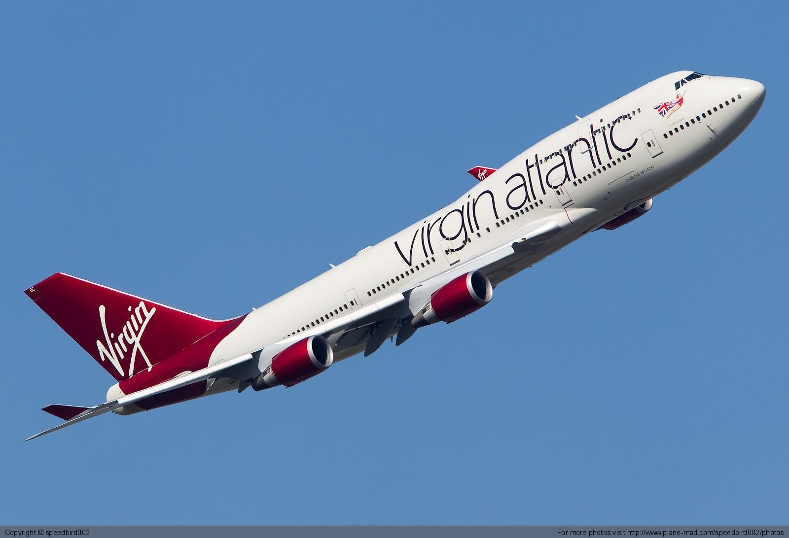 Virgin Atlantic Airways 25